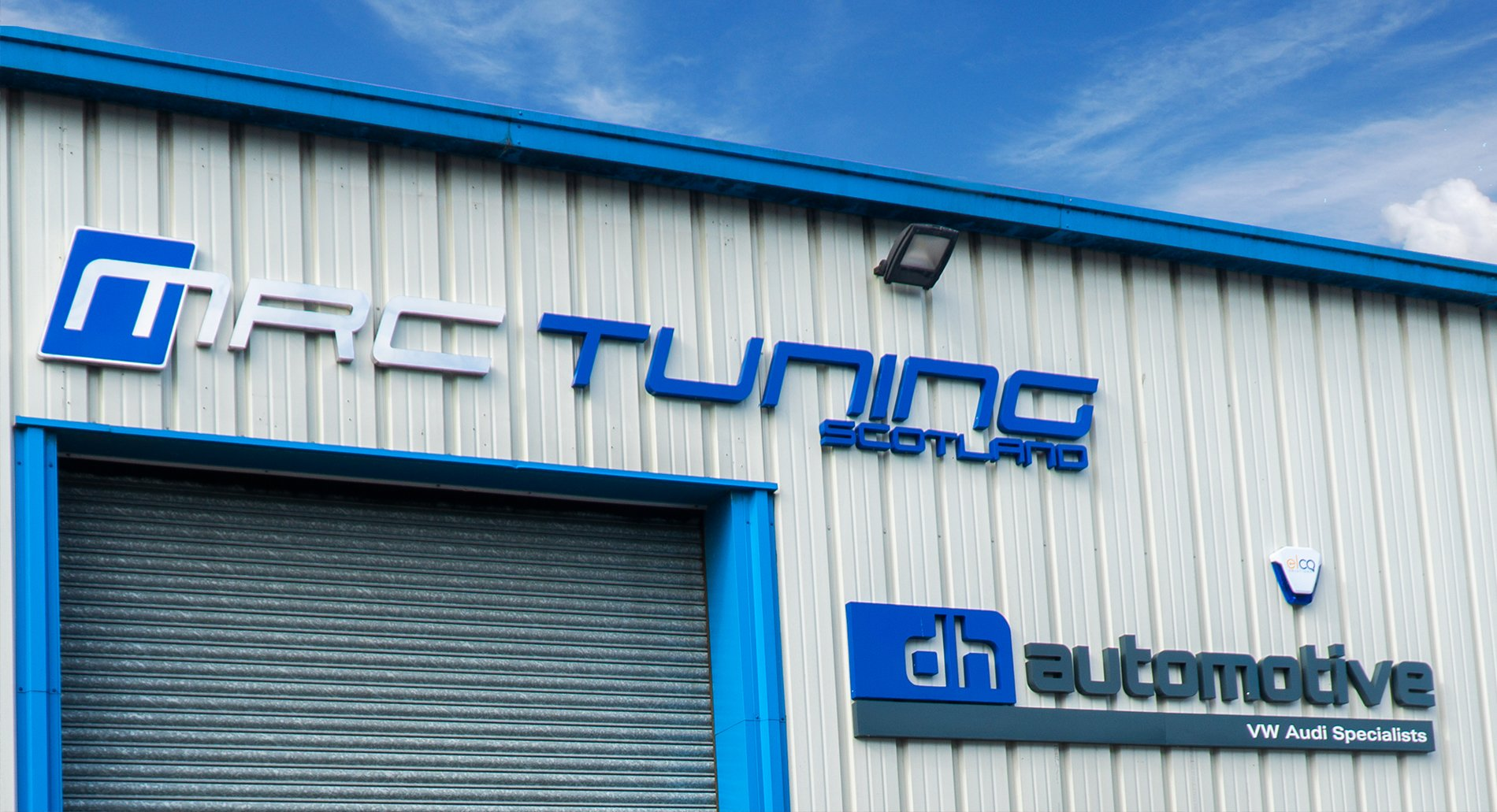 DS Graphics Scotland - Signage
