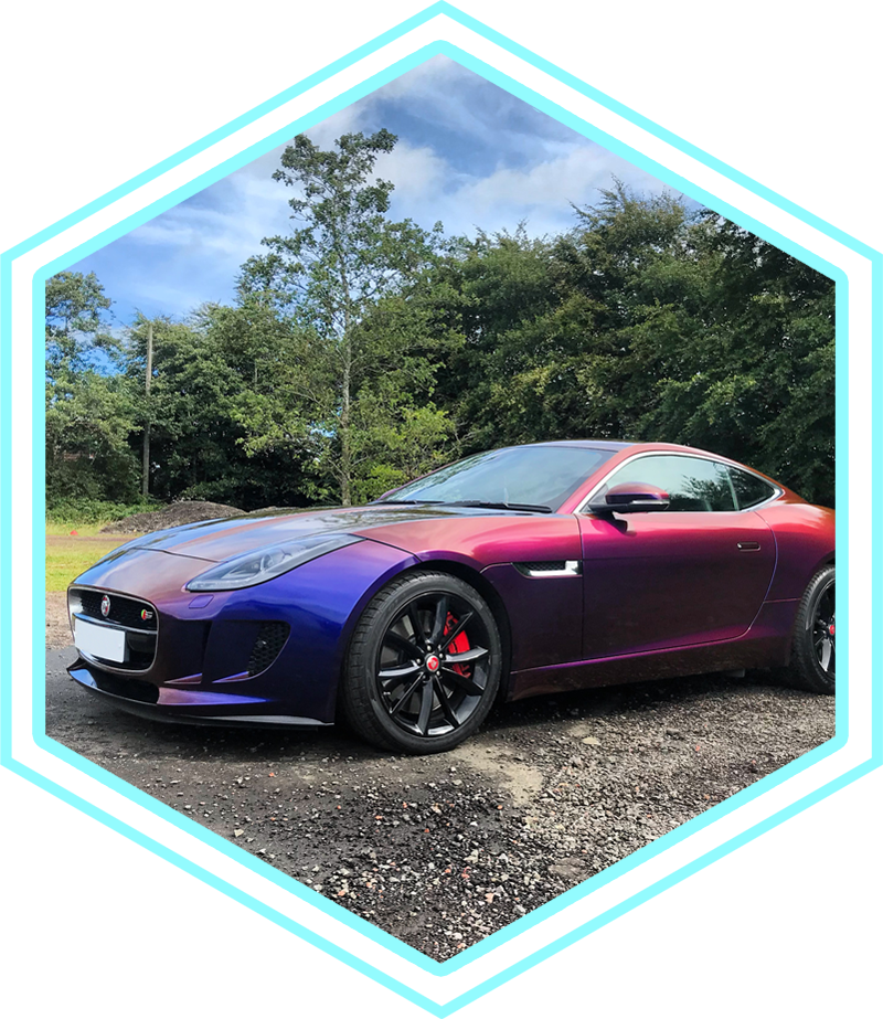 DS Graphics Scotland - Vehicle Wrapping